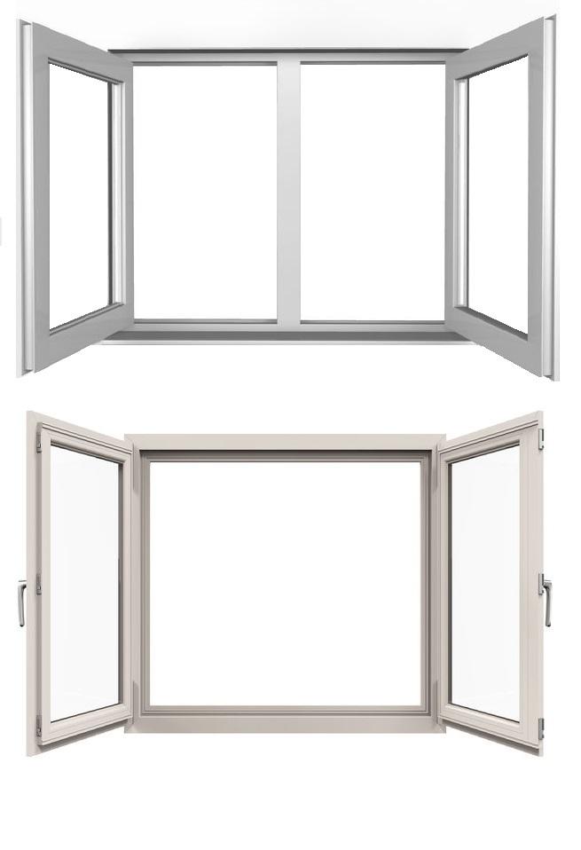 Fenster mit Stulp oder mit Pfosten kaufen?
