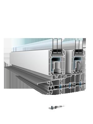 Super Fenster von Veka Hersteller - Fenster günstig online kaufen FD91