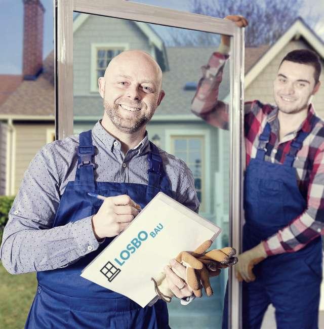 Günstige fenster aus polen  Fenster günstig kaufen aus Polen - LosBo-Bau Online Shop